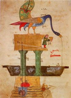Robot Pertama diciptakan Oleh Ilmuwan Muslim (4/5)